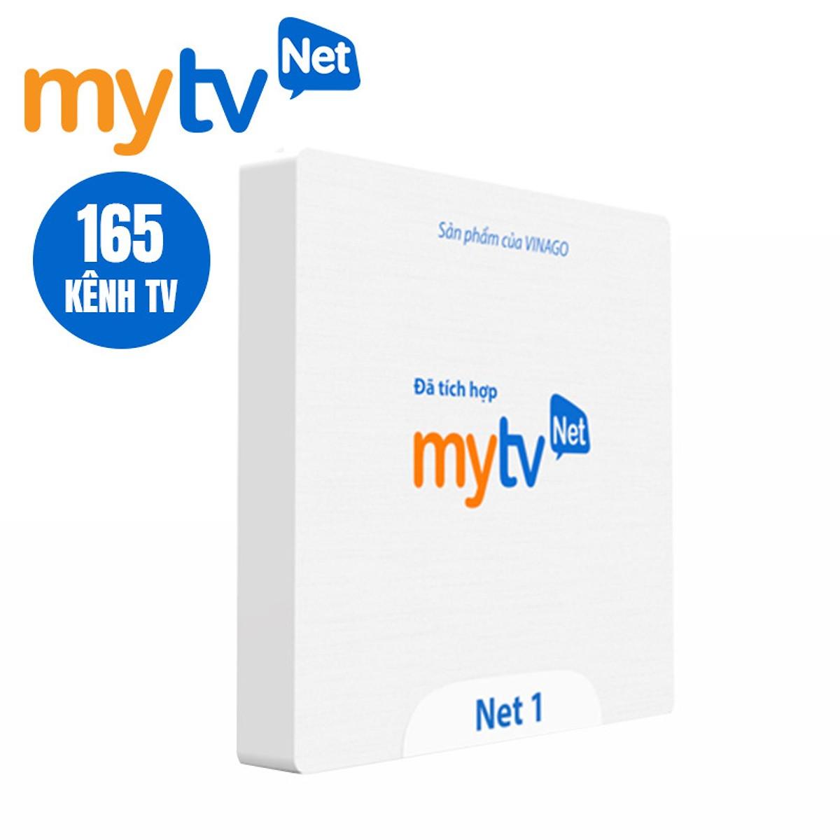Android box MyTvnet Net 1 chính hãng VNPT