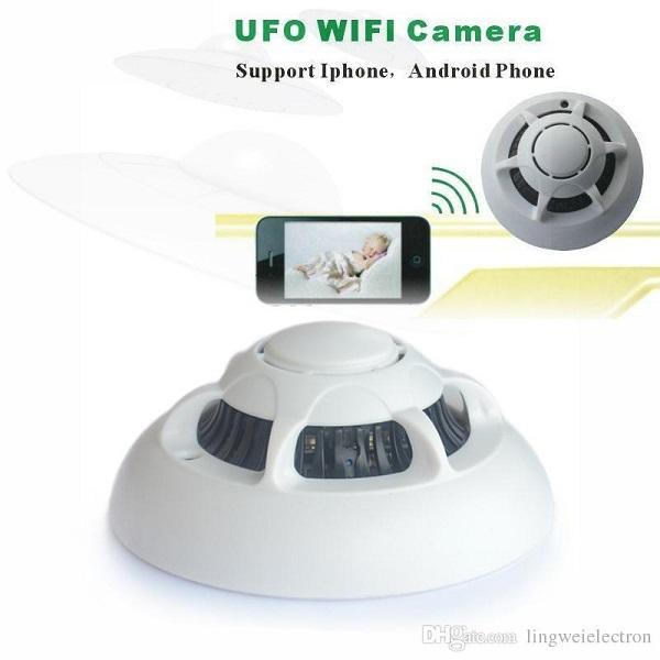 CAMERA IP UFO BÁO KHÓI FULL HD