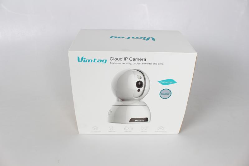 CAMERA IP WIFI - VIMTAG CP2 - HD 720P 1.0MPX
