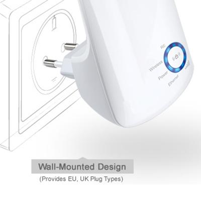 Hướng dẫn sử dụng bộ mở rộng sóng wifi TP-LINK WA850RE