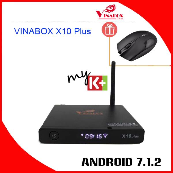 Vinabox X10 V.2018 chính hãng